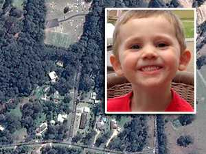 Is this William Tyrrell's abductors' escape route?
