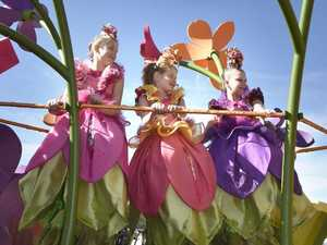 Float designed for Toowoomba's spring
