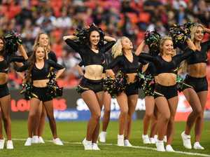 Cheer girls spark massive NRL bust-up