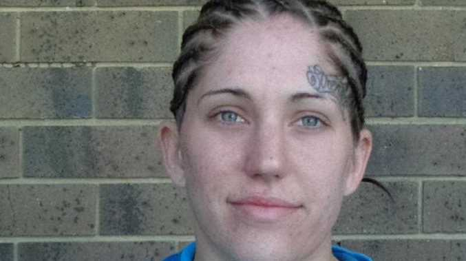 Abagail Graf, 21, and Tegan Simpson, 24, were reported missing at 11pm on Sunday night when a headcount was conducted at the 700 hectare open prison at Numinbah Valley, 100km south of Brisbane.
