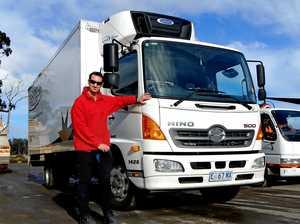 Tassie Truckin': Andrew Hindrum