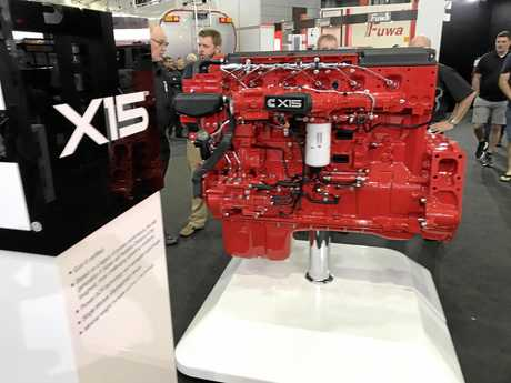 The Cummins SCR X15 and its immediate predecessor the ISXe5 scored well.