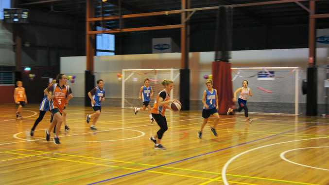 The junior basketball grand final was played out between Hurricanes and Devils.