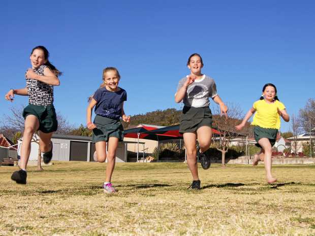 Kids are looking forward to a new program called FAST to hit Stanthorpe.