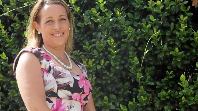 North Burnett Regional Council Mayor Rachel Chambers.  Photo Tobi Loftus / Central & North Burnett Times