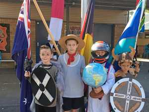 Centaur Primary School celebrates Multicultural Day