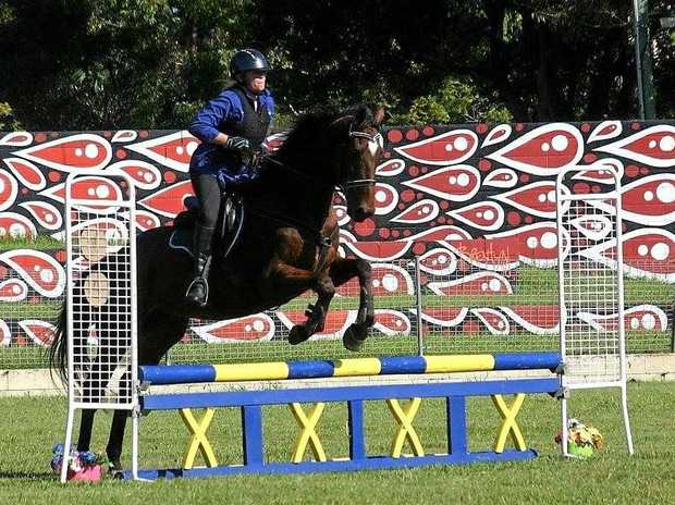 The Coffs Coast Jump Club is holding a training day at the Coffs Showground on Sunday.
