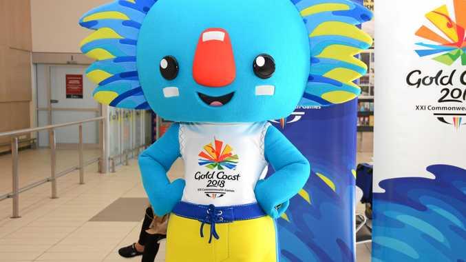 Gold Coast 2018 Commonwealth Games mascot Borobi.