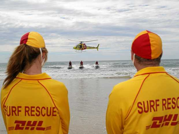 The volunteer red and yellow army returns to Coffs Coast beaches soon.