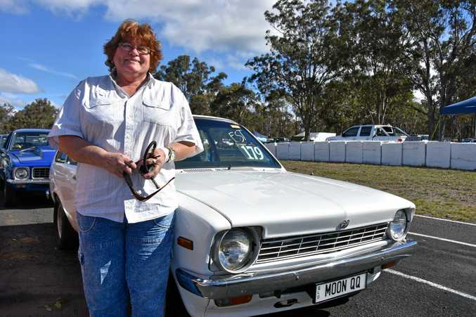WEEKEND MEET: Co-organiser Lyn Stewart is hopeful of a big field of nominations.