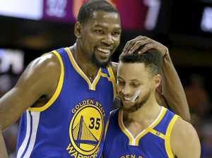 Surprise reason behind Curry-Durant spat