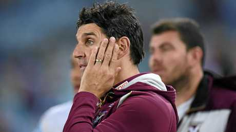 Sea Eagles coach Trent Barrett.