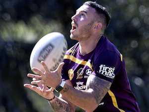 Boyd hits training paddock in boost to Broncos