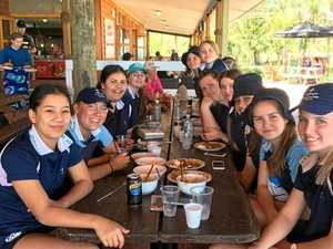 St Ursula's students take their class to the islands