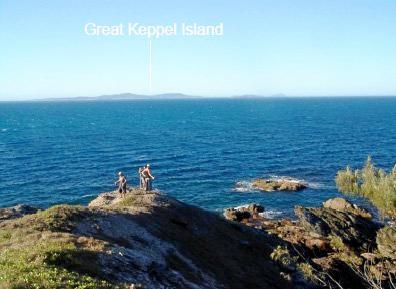 Wedge Island is not far from GKI.