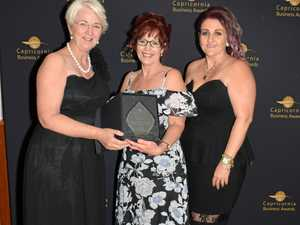 Capricornia Business Awards countdown