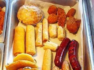 Hot box goodies. Photo: Claudia Baxter