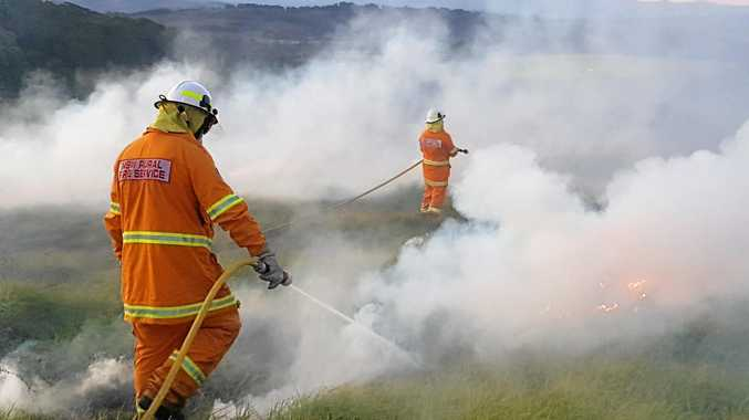 HOT STUFF: The Rural Fire Service remind everyone fire permits are still suspended and serious penalties will be issued to anyone failing to comply.