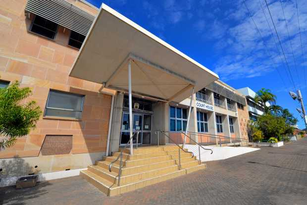 Bundaberg court house Photo: Zach Hogg / NewsMail