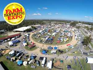 Farm Fantastic is the big city event, with a strong rural focus. Featuring hundreds of displays from local and national companies that attract thousands of patr