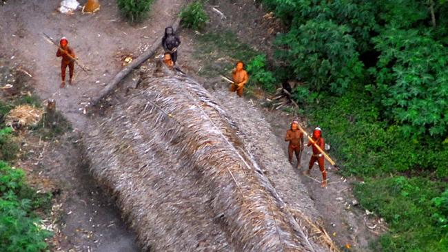 The killing could have wiped out 20 per cent of the tribe.Source:Supplied