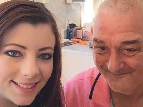 Ashleigh Baker has launched a campaign to get her uncle Steven Wooldridge to the Gold Coast Games: