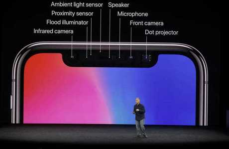 Some of the features of the new iPhones.