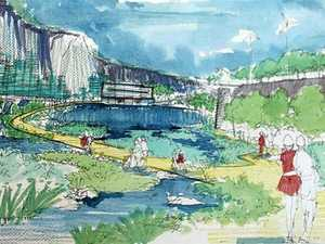 Future tourism looks to Quarry Gardens amid big plans