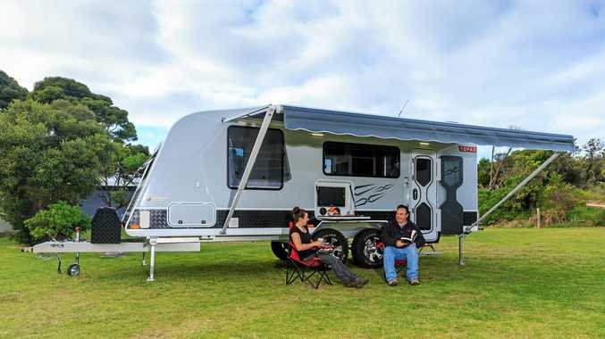 MOTORING AHEAD: The Lockyer Valley is now home to an RV Park, located at William Kemp Park off East Street, Gatton.