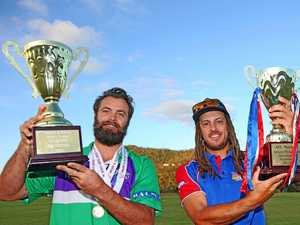 Towns boosted by double premiership wins