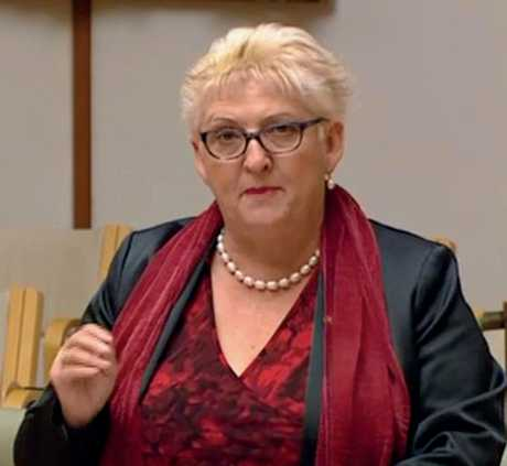 WAITING GAME: Capricornia MP Michelle Landry is waiting for all the boxes to be ticked.