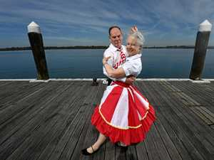 Square dance convention on the Northern Rivers