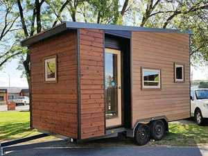 FOUND: Big 1500km adventure for tiny house