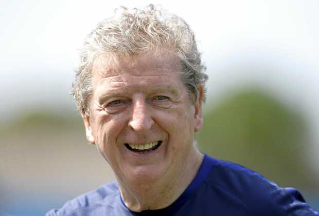 Roy Hodgson is now boss at Crystal Palace.