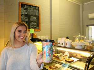 Is this Queensland's youngest cafe owner?