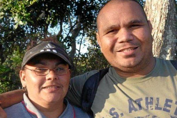 Karisha Porter-McIntosh and Christo McGrady and three of their sons were involved in the horror crash on the Toowoomba Karara Rd on Saturday morning.
