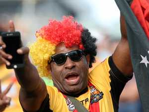 PNG needs an NRL team, says James Graham