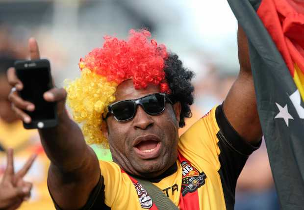 James Graham says Papua New Guinea should have a team in the NRL.