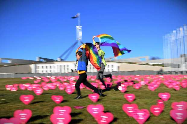 Australia kicks off postal vote to decide on legalising same-sex marriage