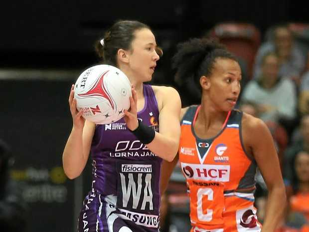 Caitlyn Nevins has been called into the Diamonds squad.