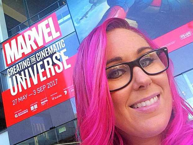 MARVELOUS TIME: Features writer Tamara MacKenzie explores the Marvel Universe at the Gallery of Modern Art.