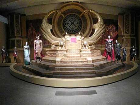 The Asgardian Room.