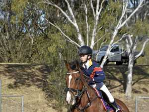 National equestrian titles draw elite young riders