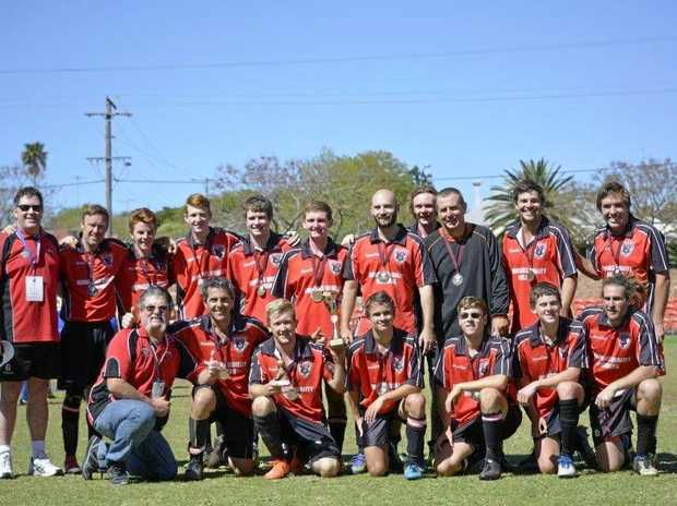 CHAMPIONS: The Chinchilla Bears took out Willowburn in the grand final at the weekend.