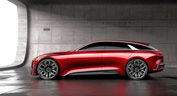 With the Stinger fastback sedan about to be launched in Australia, Kia has revealed the Proceed Concept.