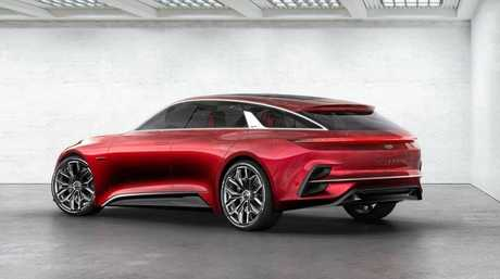 Prepare for more excitement from Kia, this is the Proceed Concept.