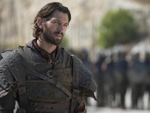 We're hoping Daario Naharis is among the Game of Thrones cast for the final season.