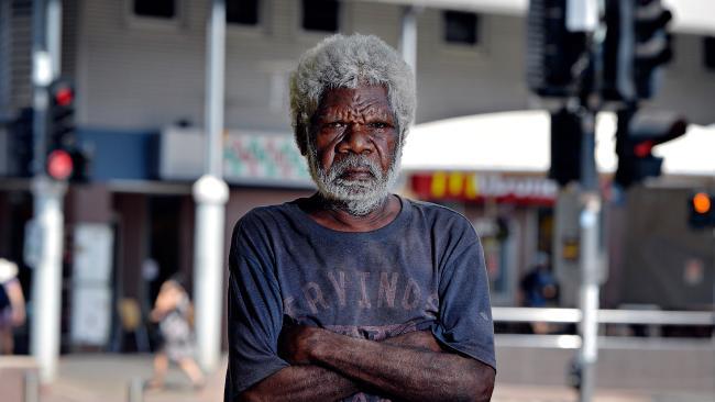 Jocky Gaibaral, 57, from Maningrida.