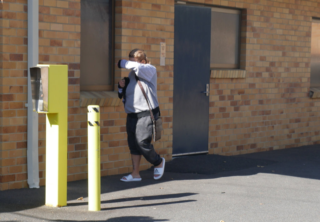 Samuella Lorraine Togo, 36 of Dundowran, has 77 drug-related charges. She appeared in Hervey Bay Magistrates Court on September 12.