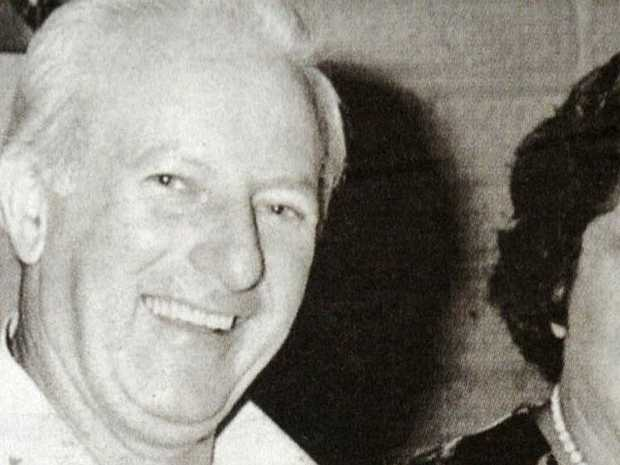 Maryborough couple William and Edith Moffat, who were murdered in their Jupiter St home in 1977.